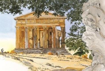 Un nuovo allestimento firmato APA Affissioni: Sicilia, il Grand Tour