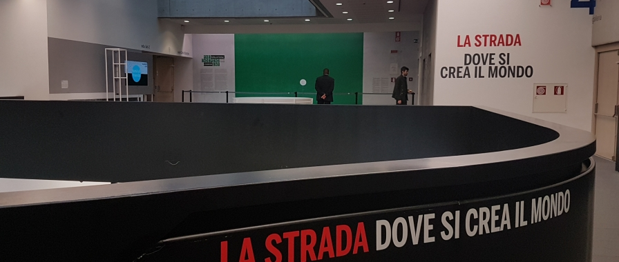 Allestimento The Indipendent – MAXXI, Roma