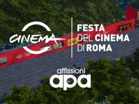 APA concessionaria esclusiva della pubblicità per la 15esima Edizione della Festa del Cinema di Roma