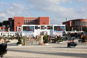 APA Affissioni allestisce il Longines Global Champions Tour di Roma 2019